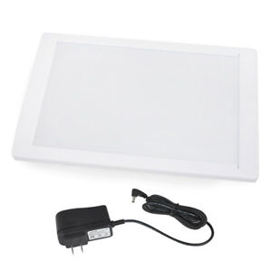 Us Denshine X ray Film Viewer Illuminator Light Box 8 5 11 0 5 View Area