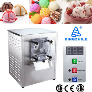 Commercial Ice Cream Machine Automatic Frozen Scooping Ice cream Ball Maker