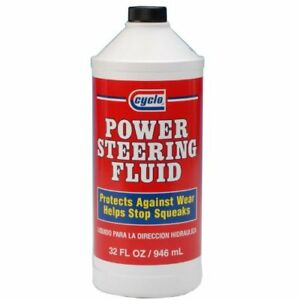 Cyclo C28 Power Steering Fluid 32 Oz