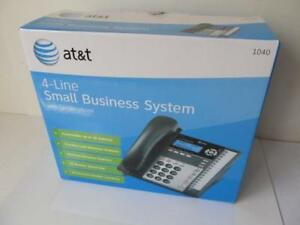 At t 4 line Small Business System Phone 1040 unused