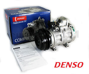 Mercedes Benz 420sel Denso A C Compressor And Clutch 471 0233 000230251188