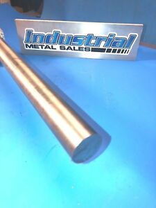 15 5 Stainless Steel Round Rod 1 1 8 Dia X 12 long 15 5 Cevm 1 125 Dia