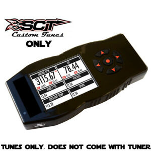 4 Comp Tunes For Your Sct X4 Fits 08 10 6 4l Ford Powerstroke