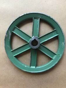 Powermatic 140 14 Bandsaw Lower Wheel Shaft Pulley Band Saw Parts