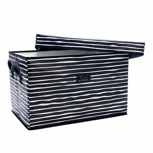 Scout Rump Roost Large Lidded Storage Bin Collapsible And Stackable Reinforced