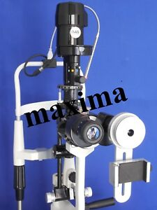 Slit Lamp Mobile Phone Eyepiece Adapter For Iphone Digital Eyepieces