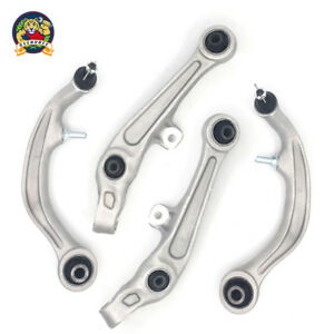 Front Suspension Lower Control Arms Kit For 03 07 Infiniti G35 Rwd Coupe