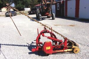 Super Nice Nh 451 Sickle Mower 7 Ft 3 Point We Ship Real Cheap And Real Fast
