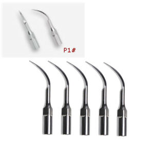 Usa 50x Dental Ultrasonic Pizeo Scaler Tip Perio Fit Ems Woodpecker Handpiece