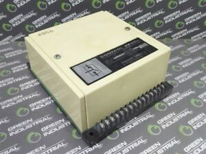 Used Asco Group 7 Automatic Transfer Switch Control Panel Module Js299 300 7