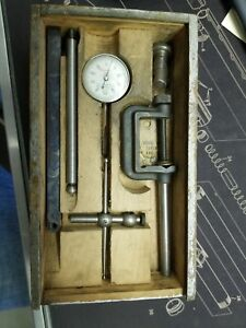 Starrett Jeweled Dial Indicator No 196