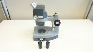 L12 American Optical Ao 570 0 7 To 4 2x Stereozoom Microscope W eyepieces