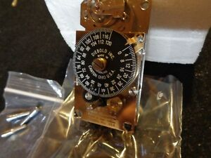 Diebold 120hr Vault safe timelock mechanical new