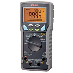 Sanwa Pc 710 Digital Multimeter Pc Connection Type Fast Shipping From Japan Ems