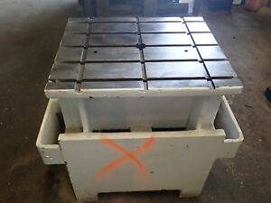 29 25 X 24 25 X 34 5 h Steel T slot Weld Table_layout Jig_5 Slot_stand_fixture
