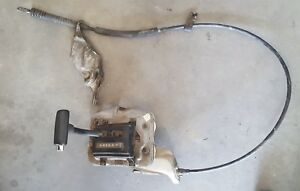 87 93 Ford Mustang Automatic Shifter Aod A4ld 5 0l Gt Lx V8 88 89 91 92