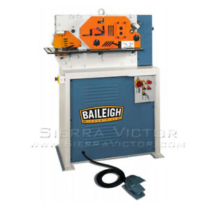 Baileigh 4 Station Hydraulic Ironworker Sw 441