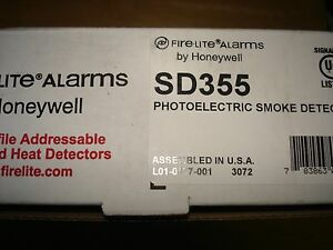 Fire Lite Sd355 lot Of 10 new