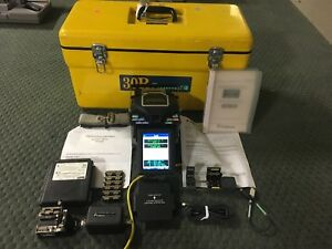 Fujikura Fsm 30r Arc Fusion Splicer total Arc Count 2437 Unit Serviced