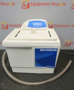 Branson Cpx5800h Ultrasonic Cleaner Bath Heated Digital Cpx 952 518r 2 5gal