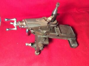 Excellent Complete Atlas craftsman 101 618 Lathe Carriage Assy W Tool Post