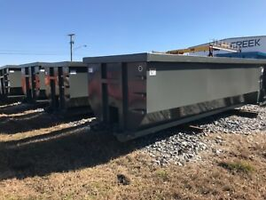 Roll Off Container Dumpster New