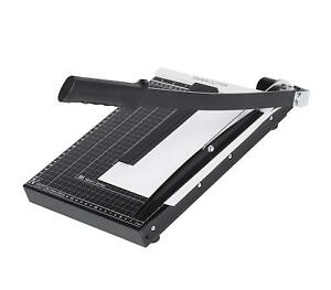 Oanon 12 Inch A4 Steel Heavy Duty Professional Paper Cutter Guillotine Paper F s