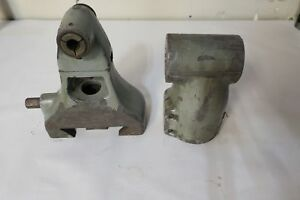 Bridgeport Right Angle Head W Milling Arbor Support