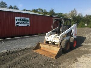 1996 Bobcat 853 Skid Steer Loader