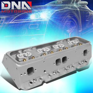 For Chevy Sbc 302 327 350 383 400 200cc Aluminum Cylinder Head 68cc Straight