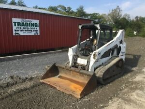 2014 Bobcat T590 Tracked Skid Steer Loader