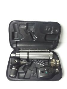 Welch Allyn Diagnostic Kit Otoscope Opthalmoscope
