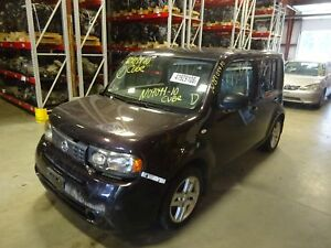 Automatic Transmission Out Of A 2010 Nissan Cube With 67 376 Miles