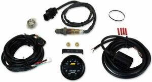Aem X Series Obdii Wideband Air Fuel Sensor Controller Gauge A F Ratio Uego New