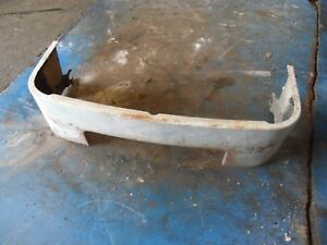 Massey Ferguson 165 Gas Farm Tractor Grill Panel