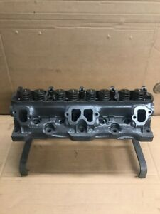 Mopar Chrysler Dodge Plymouth 360ci 5 9l V8 Oem Cylinder Head 3418915f Aawj360