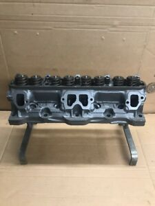 Mopar Chrysler Dodge Plymouth 360ci 5 9l V8 Oem Cylinder Head 3418915a Aawj360