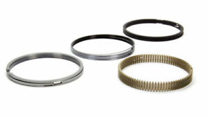 Totcs9010 25 By Total Seal Piston Rings Classic Steel 4 145 In Bore File Fit