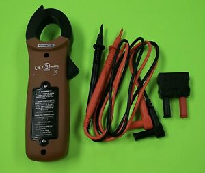 Southwire 21050t 400a Ac dc True Rms Clamp Meter