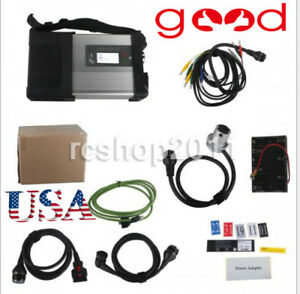 Mb Star Sd C5 2017 Xentry Diagnostic With Wifi For Cars Trucks Multi langauge Us