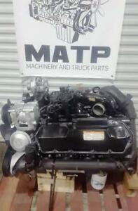 Perfect 1995 Ford 7 3l Powerstroke Turbo Diesel Engine V 8 Esn 7 4ju2u004364