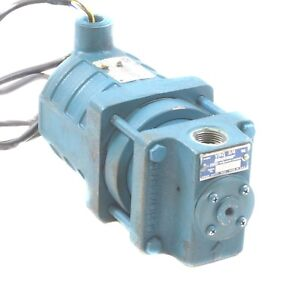 Blackmer Vrg 3 4 Recovery Pump Gilbarco Vapor Vac System Use Only Pmp