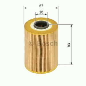 F026407071 Bosch Oil Filter Element P7071 Filters Oil Brand New Genuine Part