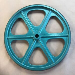 Powermatic 141 14 Bandsaw Upper Wheel 14 S 6 Cast Iron Band Saw Parts