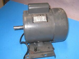 Craftsman 5 Speed Lathe Electric Motor 1725 Rpm 1 2hp Mount 351 217160 04f4