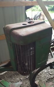 John Deere Tractor 50 520 Front Nose Cone Grill
