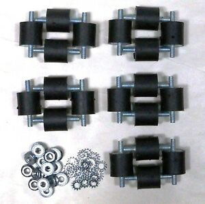 five Sets Pad Driver Spring Mount Kit For Obs 18 10666a 5 Sets Of Four 4 Dc