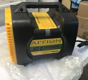 Appion G1 Single refrigerant Recovery Unit double Gauge brand New With Tags