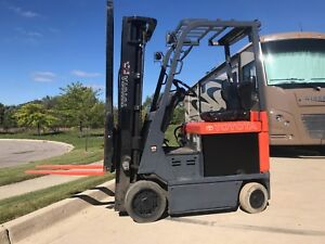2014 Toyota 3000 Pound Budget Forklift we Will Ship lifts Over 16 Foot compact