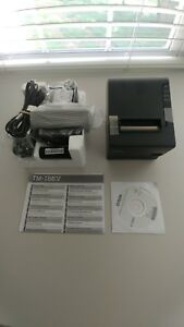 Epson Tm t88v Point Of Sale Thermal Receipt Printer New